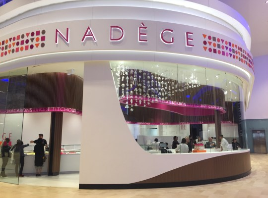 Review: The opening of Nadege Patisserie at the Yorkdale Mall