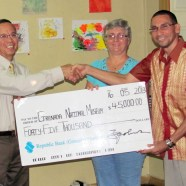 Grenada National Museum Receives Major Donation from Republic Bank