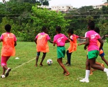 Girls Grassroot Football Festival Launched