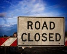 Closed: La Borie Road