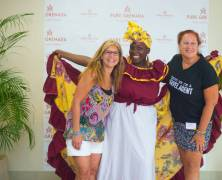 2,000 Sandals Travel Agents Experience Grenada