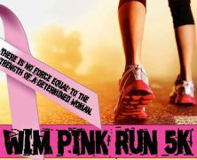 WIM Pink Run 5K For Cancer
