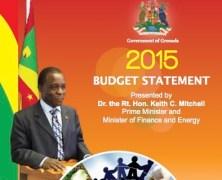 2015 Budget Statement
