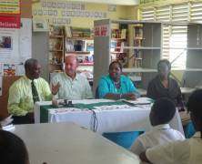 Sandals Supports Literacy