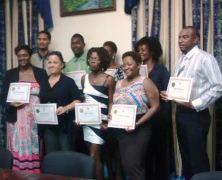 4th ECCB Entrepreneurship Course Completed