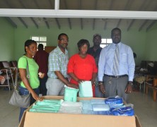Donations to Hospital and Senior Citizens Home
