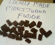 Marijuana Fudge Warning