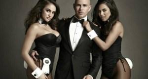 #NowNews : Pitbull y su nuevo video con las conejitas de Playboy