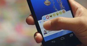 """#LoMasViral : Facebook empezará a desplegar Reactions; Una manera discreta del """"No me gusta""""."""
