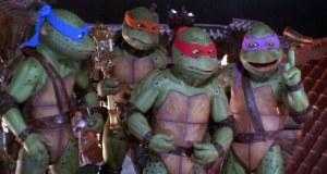 #Cine: Ve el detrás de cámaras de las Tortugas Ninja en los 90s (+VIDEO)