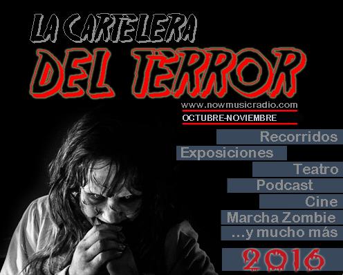 Gana boletos para eventos de #Terror en la #CDMX