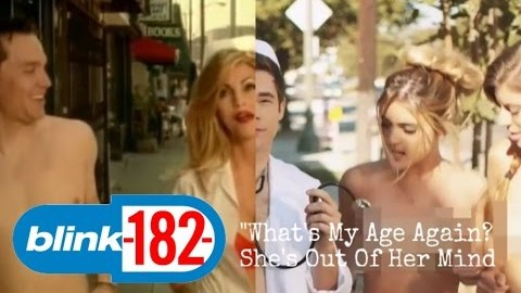 #MúsicaNueva: Blink 182 lanza su versión 2016 de What's my age again? ¡AL DESNUDO!(+VIDEO)