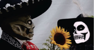 #Terror ¡ La catrina enamorada llega a Xochimilco !