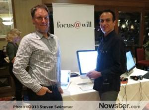 WillHenshall CEO & JohnVitale, ChiefMusic Officer