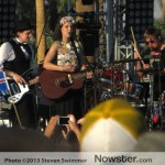 Of Monsters and Men on the Outdoor Stage