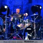 Blur drummer Dave Rowntree
