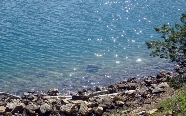 8 - waterton shoreline bay