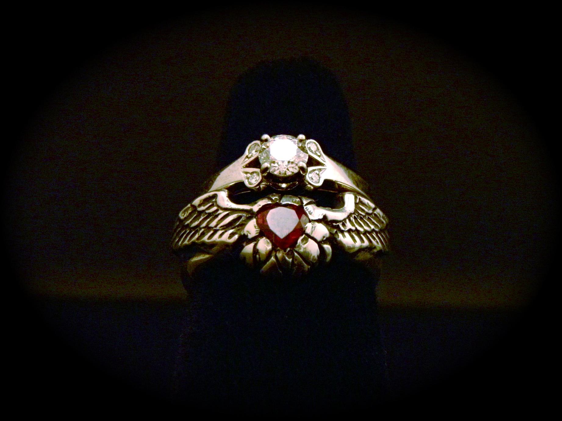scott valeries 11 custom wedding rings custom wedding rings Advertisements
