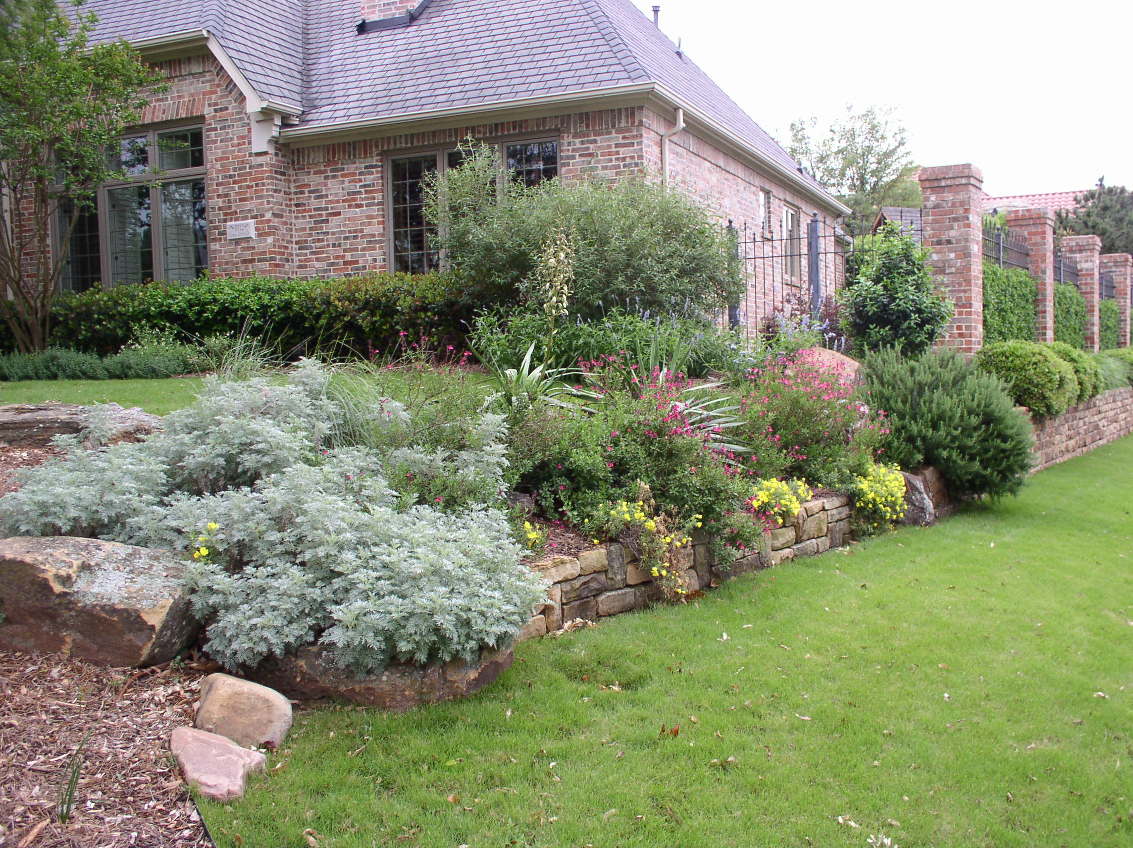 How to design native landscapes for Home landscape design landscaping plants