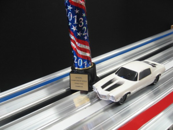 Stonecold Racing Pinewood Derby Car
