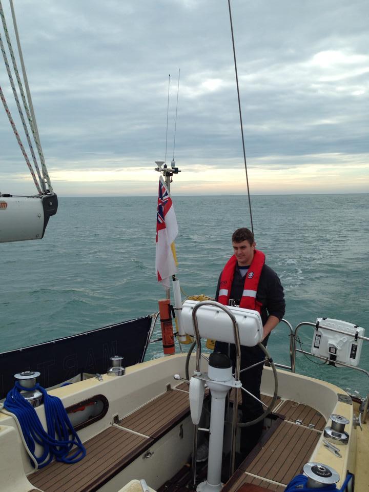 beau sailing