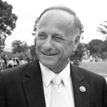 Rep. Steve King is lead sponsor of H.R.2040, the House version of the National Right to Work Act. Credit: Congressman Kings Office