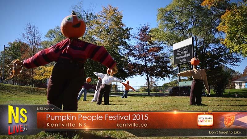 Kentville Pumpkin People Festival 2015