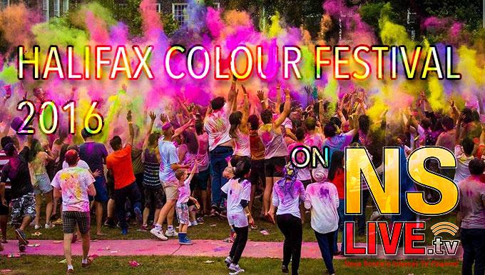 Halifax Colour Festival 2016