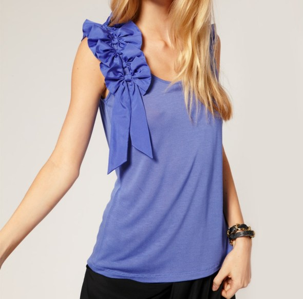 Ted Baker Asos Bow Top