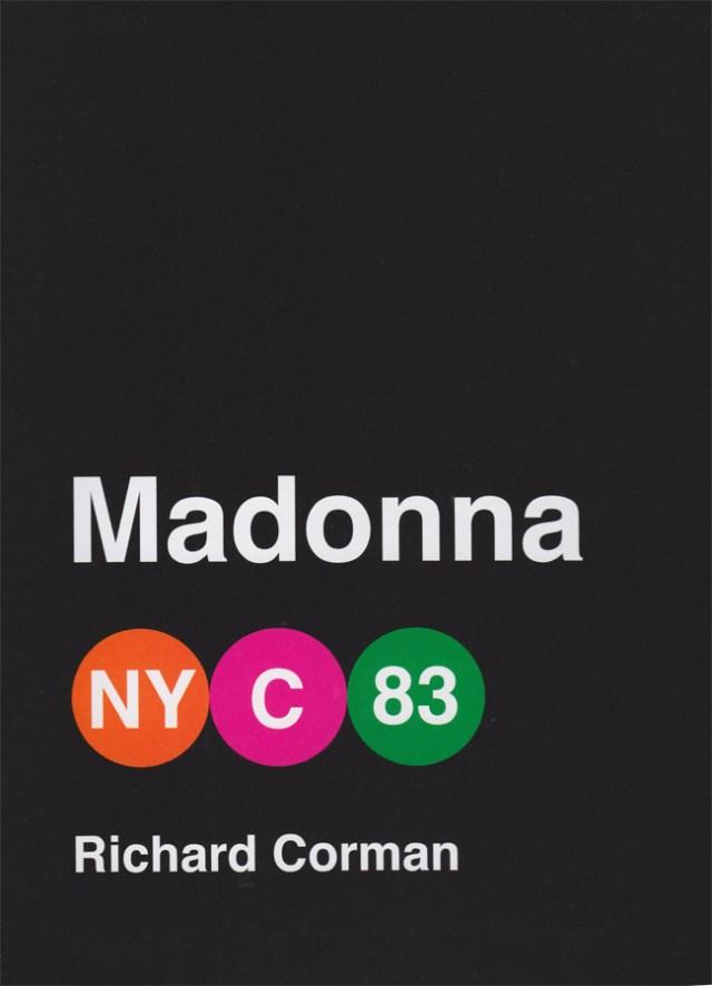 Nubby Twiglet | Madonna NYC83 Book