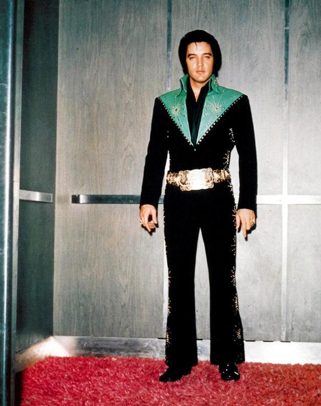 Nubby Twiglet | Elvis Presley