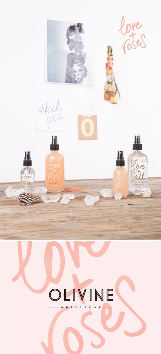 Nubby Twiglet | Love + Roses by Olivine Atelier