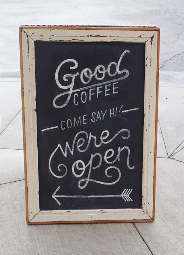 Nubby Twiglet | Good Coffee