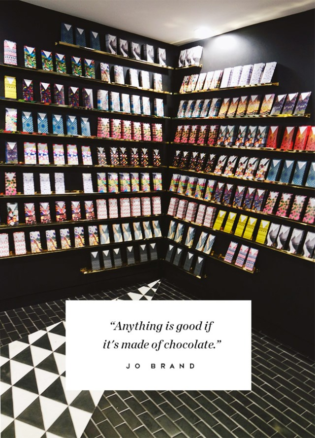 Nubby Twiglet | Branded: Compartes Chocolatier