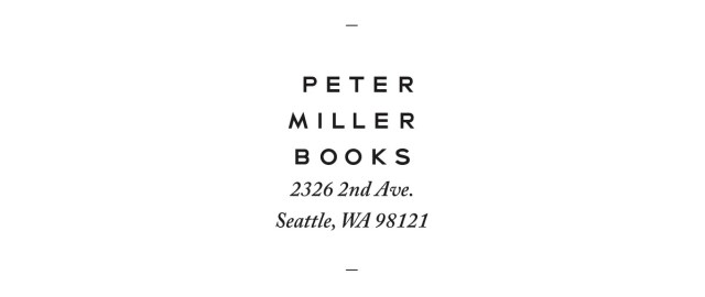 Nubby Twiglet   Out & About #9: Peter Miller Books, Seattle