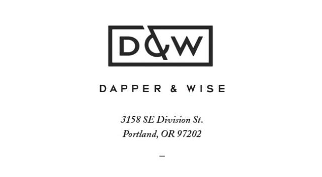 Nubby Twiglet | Dapper & Wise