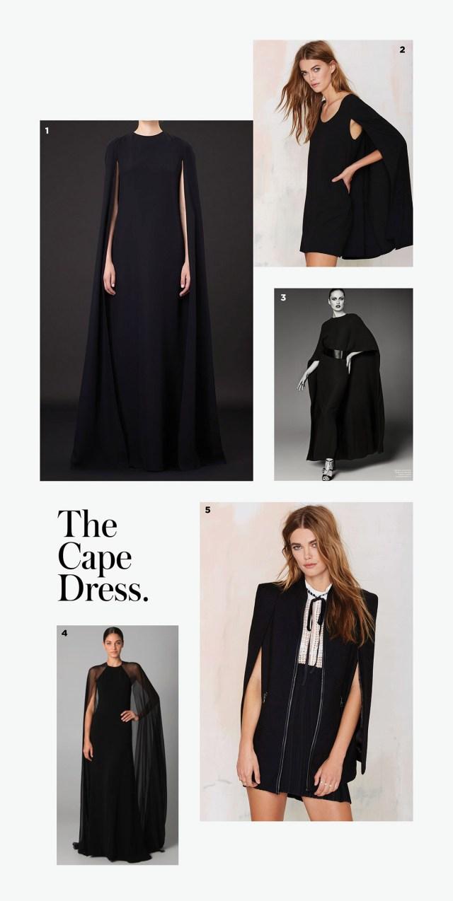 Nubby Twiglet | The Cape Dress