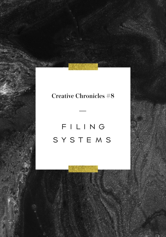 Nubby Twiglet | Creative Chronicles #8: Develop A System To Keep Client Files Organized