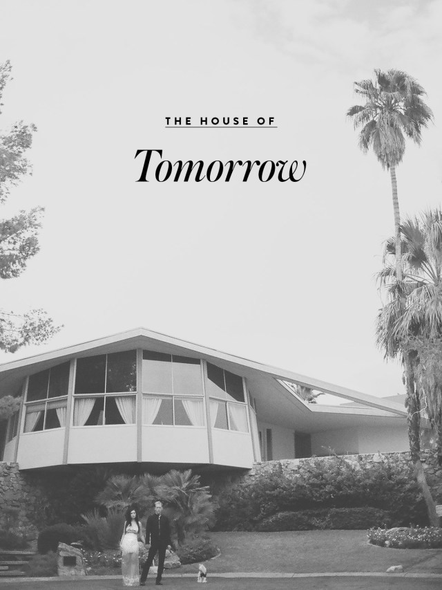 Nubby Twiglet | What I Wore: A Day In Palm Springs at the House Of Tomorrow