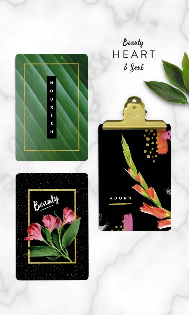 Nubby Twiglet | Olivine Atelier Daily Love Cards