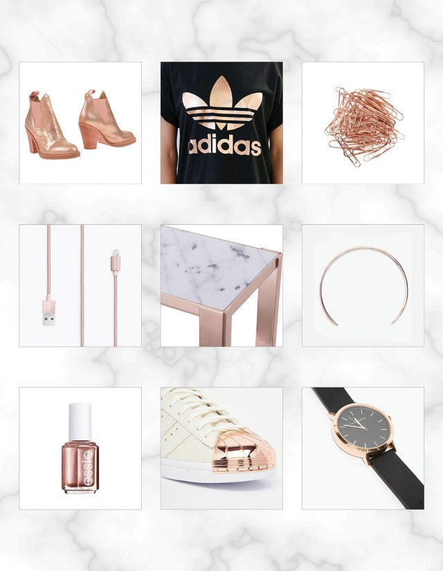 Nubby Twiglet | Rose Gold