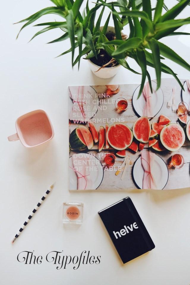 Nubby Twiglet | The Typofiles: Domino Magazine