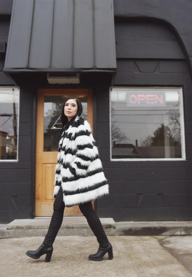 Nubby Twiglet | What I Wore: Cruella