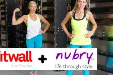 fitwall la jolla giveaway with nubry