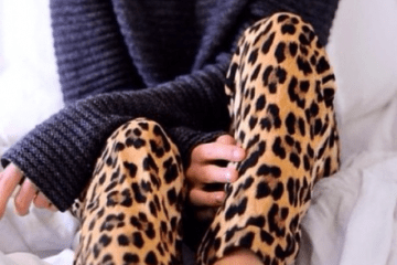 printed pants or patterned slouchy trousers - winter 2014 fashion trends in California