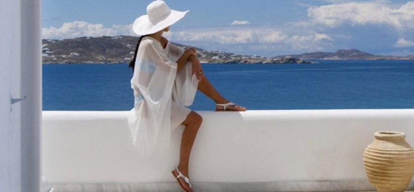 gypset swimwear i deas - greece summer vacation