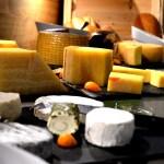 Das Käsebüffet. © Nina-Carissima Schönrock