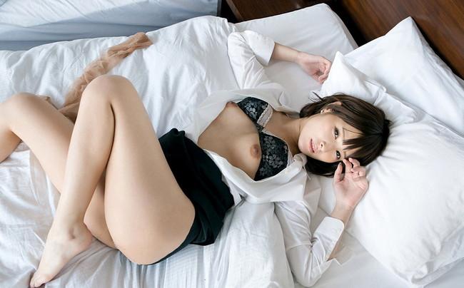 【ヌード画像】みほのの黒髪が美しいヌード画像(33枚)
