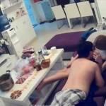 【盗撮動画】中国富裕層カップルの自宅を隠し撮り!セレブ生活者たちの爆買い的なセックスライフ盗撮動画ww