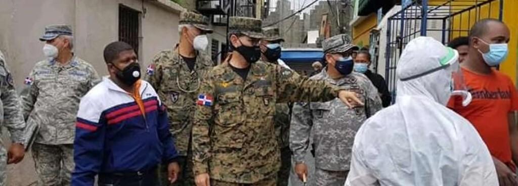 Investigan incidente entre dos agentes de tránsito y un general del ejército